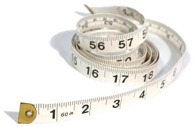 วิธีการวัดขนาดอุปกรณ์