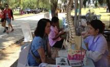 ให้คำปรึกษา เรื่องกระดูกกล้ามเนื้อ แก่ผู้บริหารระดับสูงของ PASAYA ที่งาน PASAYA  Grand Sale วันที่ 9-10 ธันวาคม 2555